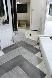 applicable diy how to install groutable vinyl floor tile jenna burger duration