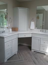 Deconstructed Remodel: Rustic Yet Elegant Master Bath We Could Actually Do  This In Our Tiny Bathroom