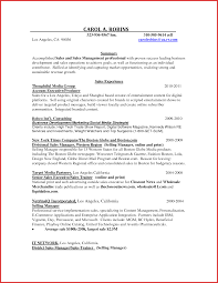 Inspirational Advertising Agency Resume Examples Personal Leave