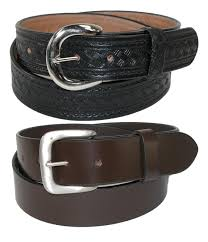 ctm size 42 mens leather 1 3 8 inch removable buckle belts pack of 2 black basketweave and black plain com