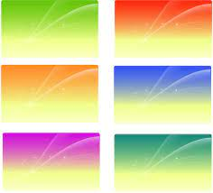 free vector banner background free