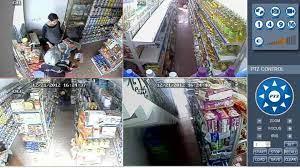 camera giám sát cửa hàng