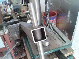picture of diy metal bending tool