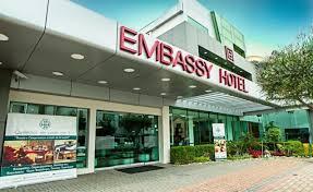 ᐉ EMBASSY HOTEL ⋆⋆⋆⋆ ( QUITO, ECUADOR ) REAL PHOTOS & GREAT DEALS