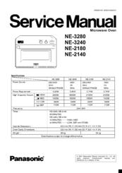 panasonic ne 2140 manuals Sharp Microwave Schematic Diagram at Panasonic Microwave Schematics
