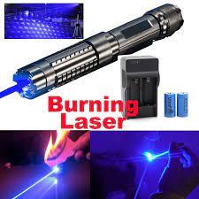 USB Sạc Đèn Pin Laser Bút Cao 100000MW Điện Mạnh Mẽ Xanh Lá Xanh Dương Săn  Bắn Laser Thiết Bị Dụng Cụ Sinh Tồn|