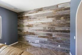 reclaimed wood wall art contemporary ideas distressed wood walls
