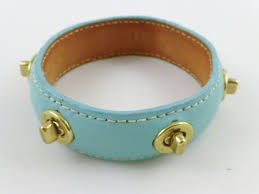 coach leather turnlock bangle bracelet and 50 similar items y1