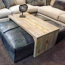 Image Ottoman Combo Leather Ottomansliding Wood Coffee Table Super Stylish And Functional Wwwthefindrenocom Pinterest Leather Ottomansliding Wood Coffee Table Super Stylish And