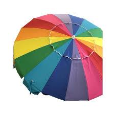 Image Beachkit Product Detail Home Products Shelta Manly Rainbow 220cm Beach Umbrella Gazebos Australia Shelta Manly Rainbow 220cm Beach Umbrella Gazebo Australia