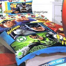 batman twin bed justice league batman superman panel single us twin bed quilt doona duvet cover batman twin bedding set