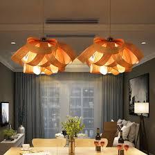 wood veneer lighting. Wood Veneer Hanging Lamp Southeastern Pendant Lights Fixture Home Indoor Lighting Cafes Shop Pub Bar Restaurant