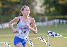 MHS sophomore Irene Riggs wins state girls' cross country Gatorade Player  of the Year, talks goals for junior season - Dominion Post