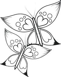 Butterfly 9 Coloring Page Coloring Page Free Butterfly Coloring
