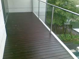Eco timber decking has gained a lot of popularity in recent times,  especially among the newly constructed homes in Singapore.