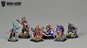 the miniatures to the address you supply and that s it you are a happy owner of a great looking army ready to be unleashed upon the battlefield