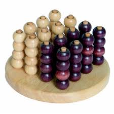 Wooden Bead Game Brain Twists Wooden Bead Game With Round Base Buy Beads Game 4