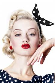 Pin Ups Hair Style 50s hairstyles google search 50s hair pinterest 50s hairstyles 6919 by wearticles.com