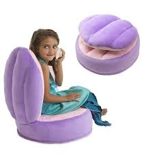Main image for Plush Clamshell Chair.