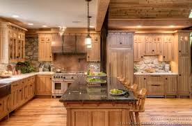 Small Picture Mission Style Kitchens Designs and Photos