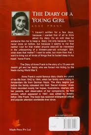 the diary of a young girl anne frank com  the diary of a young girl anne frank 9788190739146 com books