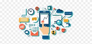 Social Media Marketing - Digital Marketing Png - Free Transparent PNG  Clipart Images Download