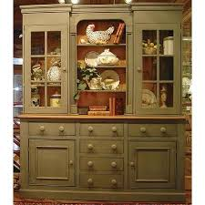 Buy 2 Pc Country Style Sideboard Buffet & Display Hutch (English Pine  Light) in Cheap Price on Alibaba.com