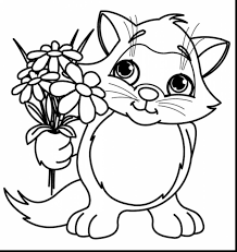 Coloring Pages To Print Flowers At Getdrawingscom Free For