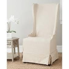slipcovers idea amazing high back chair slipcovers slipcovers for wingback chairs cream colour armless