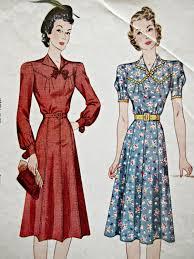 1930s Dress Patterns