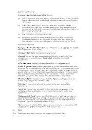 Subcontractor Agreement Format Subcontractor Framework Agreement Basic Docular