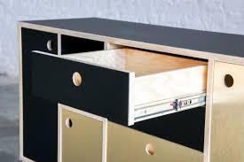 desk tops furniture. Atelier Antipode | Office Cabinet In Plywood With Forbo Desktop Furniture Linoleum And Gold Brushed Laminate Desk Tops F