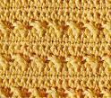 Плотное вязание крючком образцы