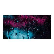 "Холст 30x60 ""<b>Дождь</b>"" #2731473 от FireFoxa - <b>Printio</b>"