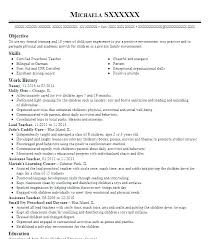 Nanny Resume Fascinating Babysitter Resume Sample Nanny Resume Sample Sample Resume For Nanny