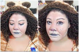 cowardly lion tutorial tutorial plus size costume beautythroughbri you