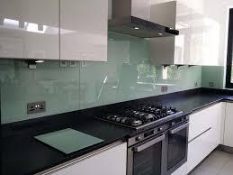glass kitchen tiles. Tuscan Glade- Glass Colour Kitchen Splashback By CreoGlass Design (London,UK). See More At: Www.creoglass.co.uk #kitchen #kitchendesign Tiles E