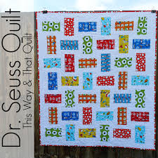 Pieces by Polly: Dr. Seuss Quilt - Take 2 - This Way and That Pattern & Dr. Seuss Quilt - Take 2 - This Way and That Pattern Adamdwight.com