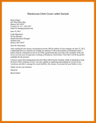 Opening Statement Examples Letter Format Business