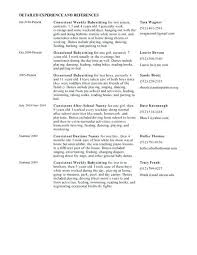 Swim Instructor Resume From Free Teacher Resume Templates Download