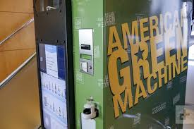 American Green Vending Machine Classy American Green Is Building A Pot Alcohol And Gun Vending Machine