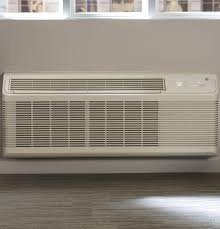 Ge Ptac Heat Pump Ge Az65h12dab 12100 Btu Room Air Conditioner With 10500 Btu Heat