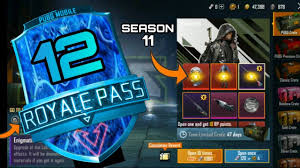 SEASON 12 ROYAL PASS PUBG MOBILE ...