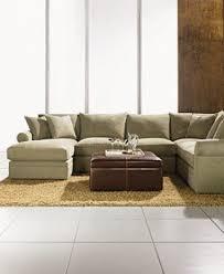 Microfiber Living Room Furniture Sets Foter macys corona living room furniture collection