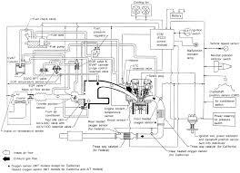 nissan ga16 wiring diagram nissan wiring diagrams online 25 emissions control system schematic 1996 ga16de engine