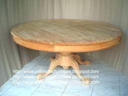 unfinished round dining table unfinished wood table tops unfinished wood dining tables wonderful dining tables inch