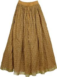 Long Skirt Patterns Amazing Long Skirt Patterns Sandy Pattern Ethnic Long Skirt Tussock