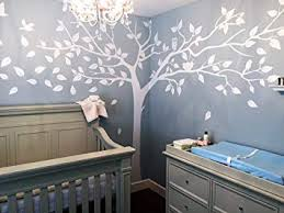 Image Popdecors Super Big Tree White 133inch Beautiful Tree Wall Decals For Kids Rooms Teen Girls Amazoncom Amazoncom Popdecors Super Big Tree White 133inch Beautiful Tree