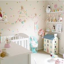 Amazing Girls Bedroom Wallpaper