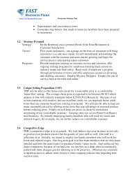 Retail Business Plan Outline Business Plan Template Grocery Store Convenience Store Business Plan